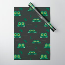 See you later alligator (Patterns Please) Wrapping Paper