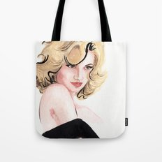 Pin Her Up Tote Bag