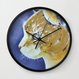 Pop art - Cat Wall Clock