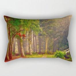 Morning Magic Rectangular Pillow