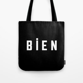 French New Wave - Bien Tote Bag