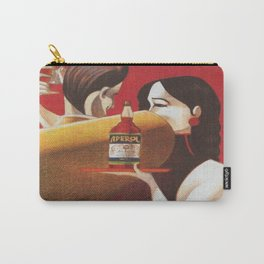 Aperol Vintage Beverage Advertisement Poster Carry-All Pouch