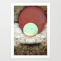 orbservation 05 Art Print
