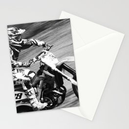 Motocross Stationery Cards