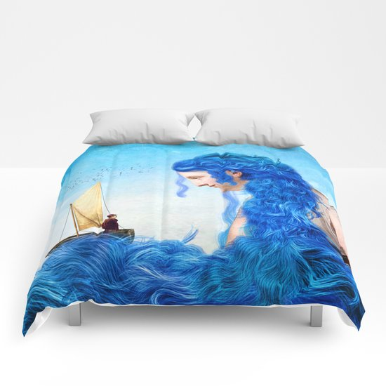 Coming Home Comforters
