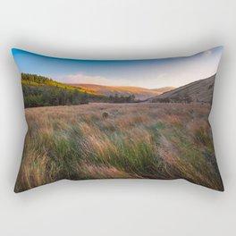 Orange Mountains - Ireland ( RR 258) Rectangular Pillow