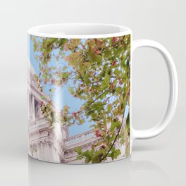 St Paul's Cathedral in Spring Coffee Mug