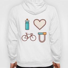 I ♥ 2 Ride U Hoody