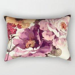 Fall Florals Rectangular Pillow