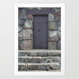 Another Door Art Print