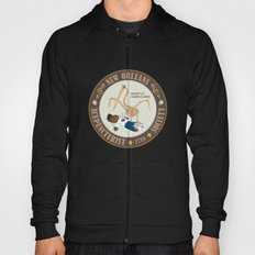 Mortui Ambulabo [New Orleans Acupuncturist Society] Hoody