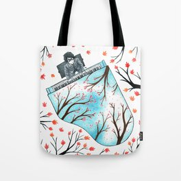 It's Still April For Me Tote Bag