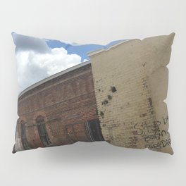 Stop being boring brick wall Alabama Pillow Sham