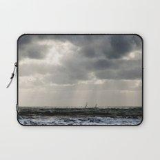 Dark Seaside Laptop Sleeve