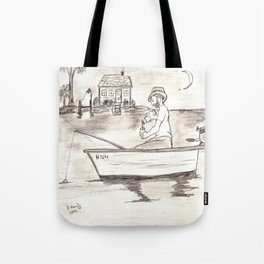 Gone Fishin' 2 Tote Bag