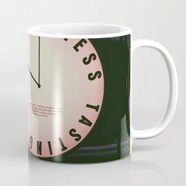 Guinness Taste Test Coffee Mug