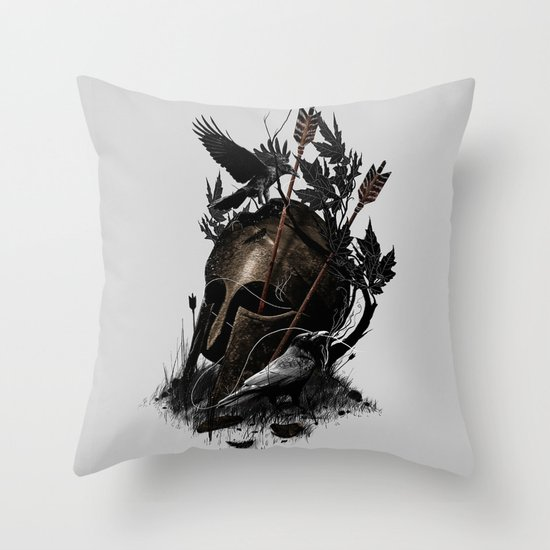 Legends Fall Throw Pillow