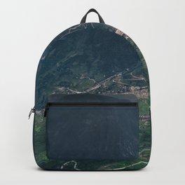 Mountainous town, Sa Pa, Vietnam Backpack