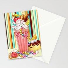 Milkshake Sweetheart Stationery Cards