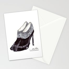 Manolos so French  Stationery Cards