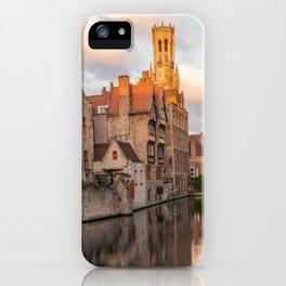 Classic Bruges iPhone Case