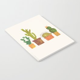Hedgehog and Cactus (incognito) Notebook