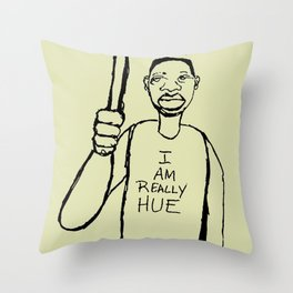 2013 Did Not Create The Problems Throw Pillow