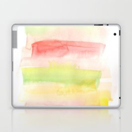 171122 Self Expression 7| Abstract Watercolors Laptop & iPad Skin