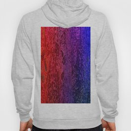 Red, Purple, Blue Hoody