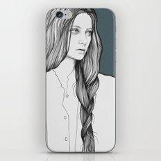 Nastya iPhone & iPod Skin