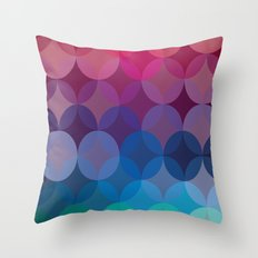 The Patterns Throw Pillow
