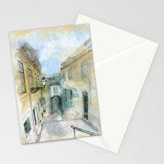 Alfama street Stationery Cards