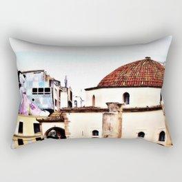 Athens 2007 Rectangular Pillow