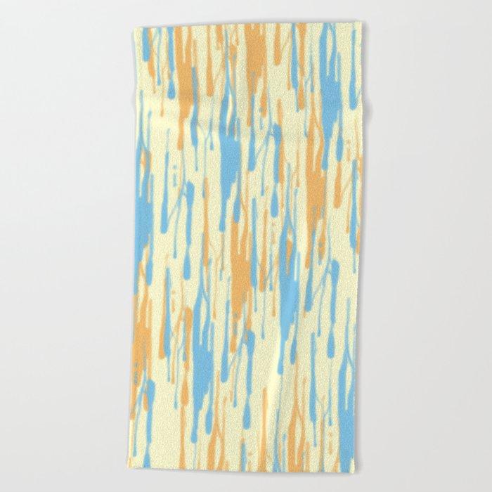 Abstract 37 Beach Towel