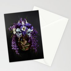 Willow Blossom Muertita Stationery Cards