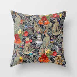 And Another Thing Throw Pillow