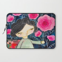 Quilted Princess Laptop Sleeve