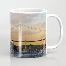 Bosphorus Bridge Coffee Mug