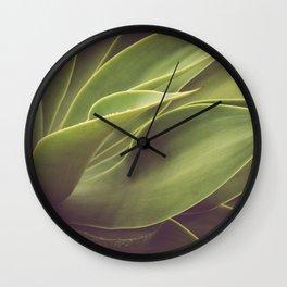 Garden Dreaming Wall Clock