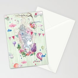 Comtesse Louise Stationery Cards