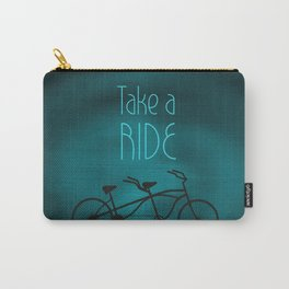 Take a Ride With Me Carry-All Pouch