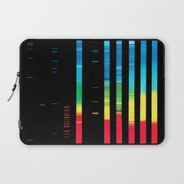 Spectroanalysis Laptop Sleeve