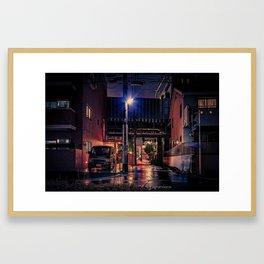 After the Rain/ Anthony Presley Photo Print Framed Art Print