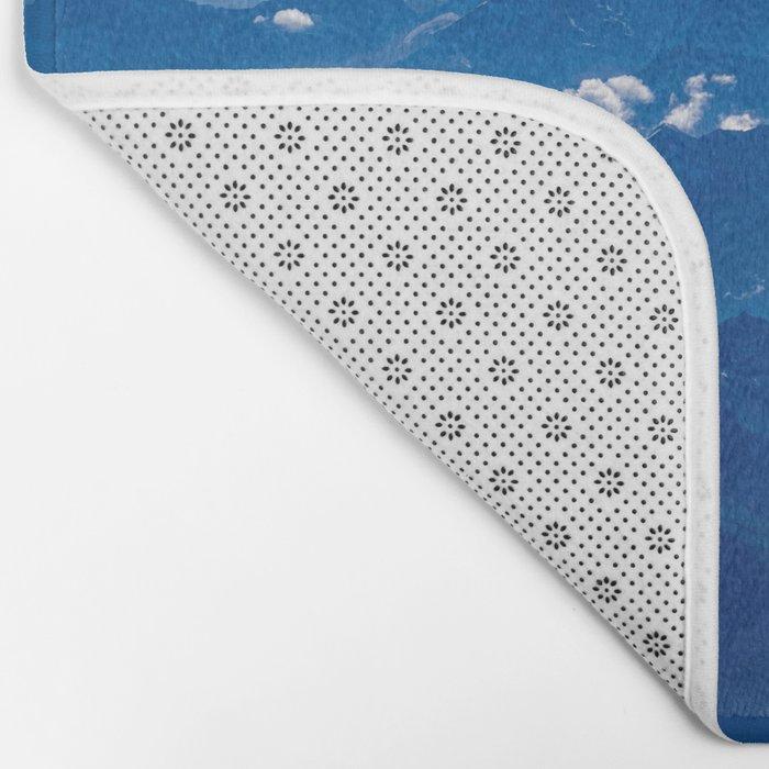 Air Bath Mat