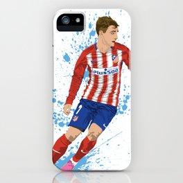 Antoine Griezmann - Atlético Madrid iPhone Case