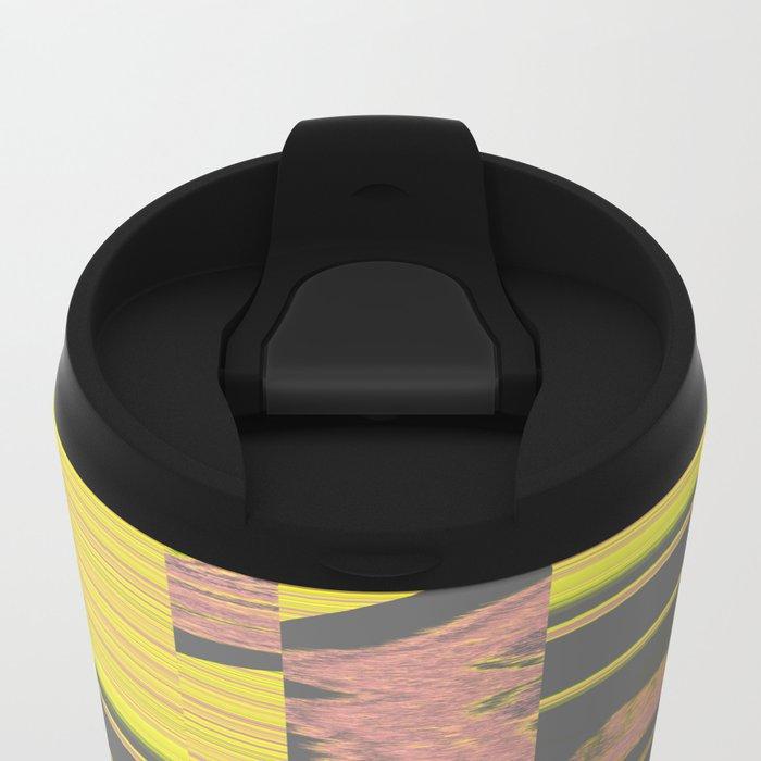 Virus 1.B Metal Travel Mug