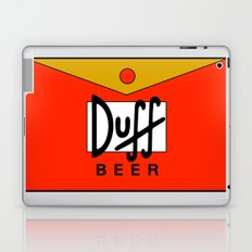 Duff Beer! Laptop & iPad Skin