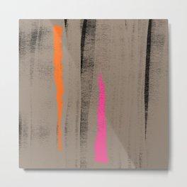 abstract 127 02 Metal Print