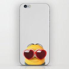 LOVE MINION iPhone & iPod Skin
