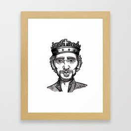 Hollow Henry V Framed Art Print